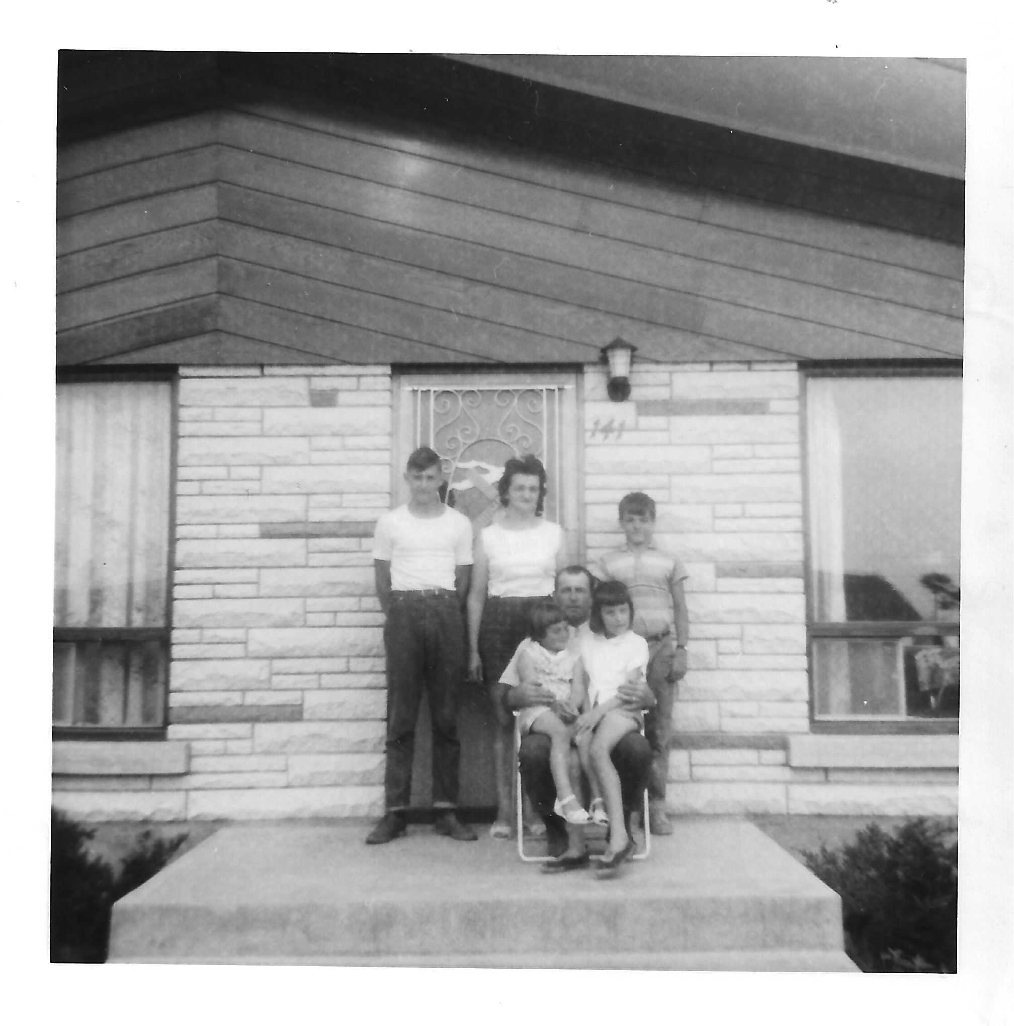 1965 Claude Charette's Family